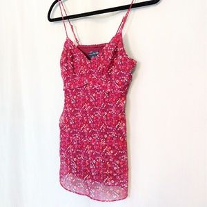 American Eagle Outfitters Tops - American Eagle Outfitters Floral Camisole Top XS